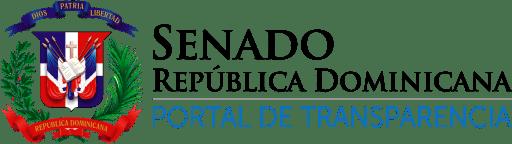 logo Portal transparencia del Senado de la República Dominicana
