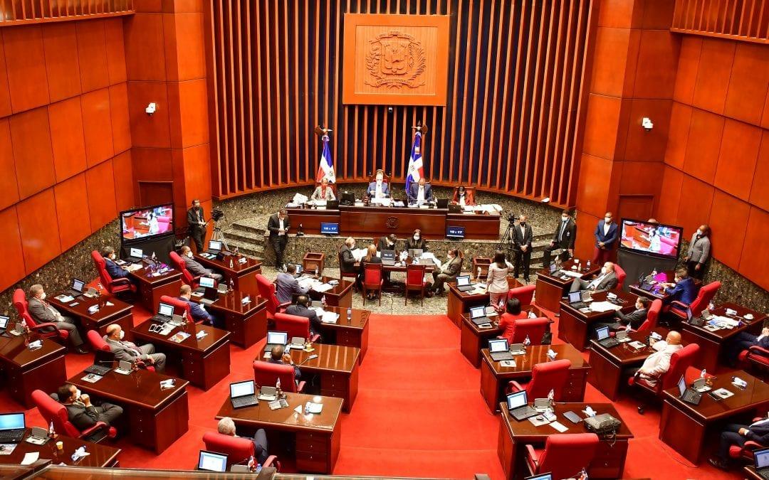 El Senado aprueba en segunda lectura proyecto de Ley Nacional de Vacunas de República Dominicana