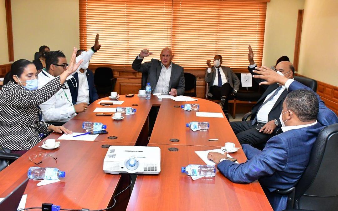 Senadores conocen designación de seis funcionarios diplomáticos por parte del Poder Ejecutivo