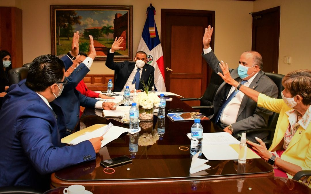 Comisión Especial estudia proyecto de ley que crea y agrega viceministerios presentará informe favorable