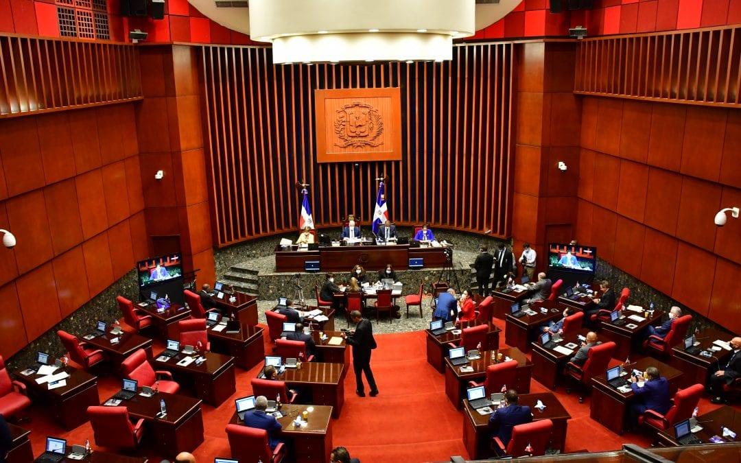 Senadores acogen Resolución de Invitación al Pleno de la Cámara de Cuentas