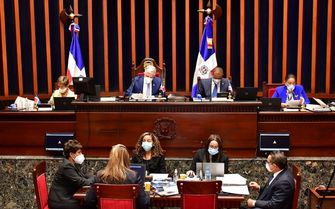 El Senado aprueba extensión por otros 45 días del estado de emergencia