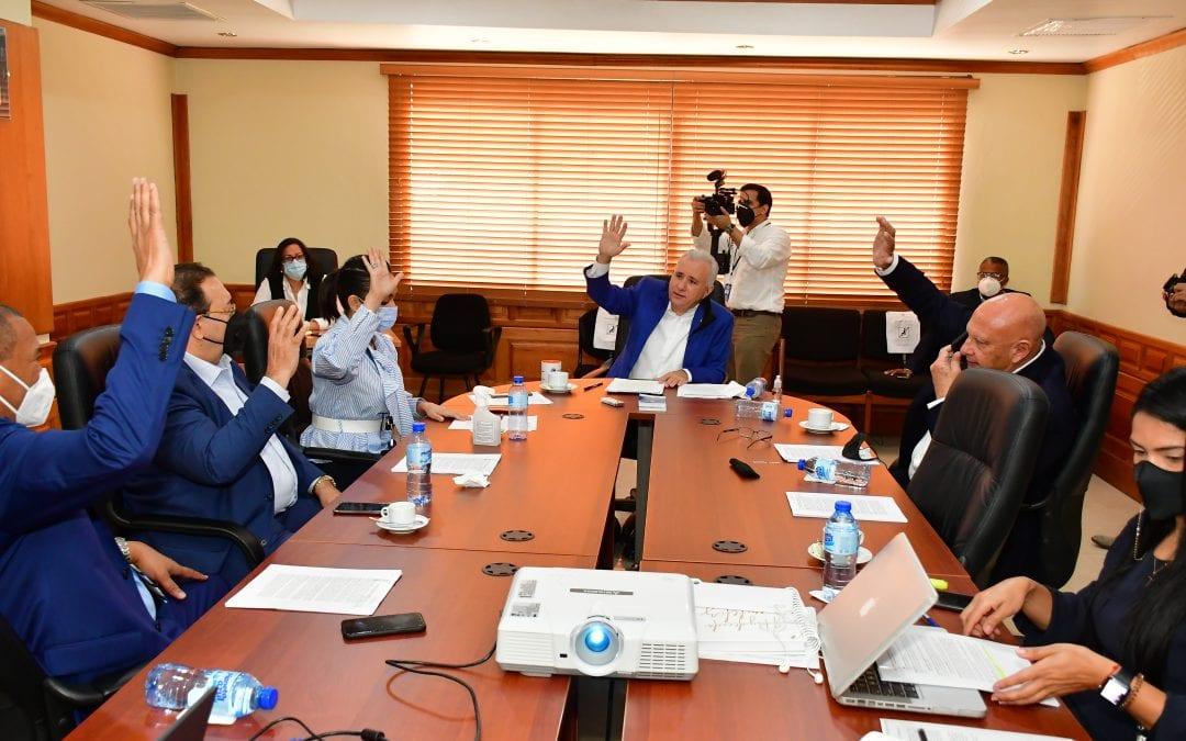 Comisión de Justicia y Derechos Humanos del Senado de la República acuerda invitar a Milagros Ortiz Bosch a una reunión para tratar Proyecto de Ley que crea la Dirección General de Ética y Transparencia